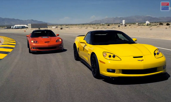 [VIDEO] Car and Driver Tests 2013 Corvette Z06 vs ZR1