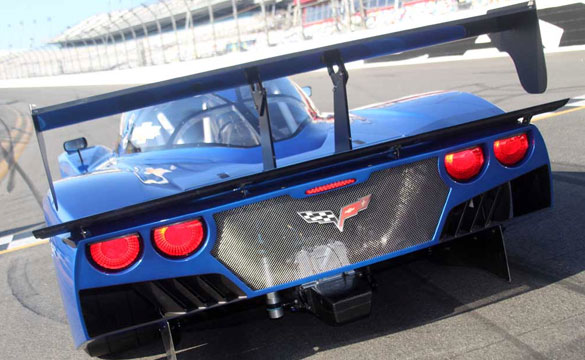Chevrolet Wins 2012 Rolex Series Engine Manufacturers Championship