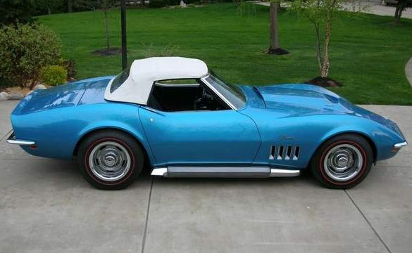 Owner Seeks Information on this 1969 L88 Corvette Convertible