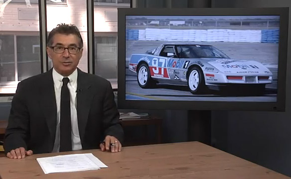 [VIDEO] ShakeDown asks: Is Corvette Racing the Greatest American Racing Brand?