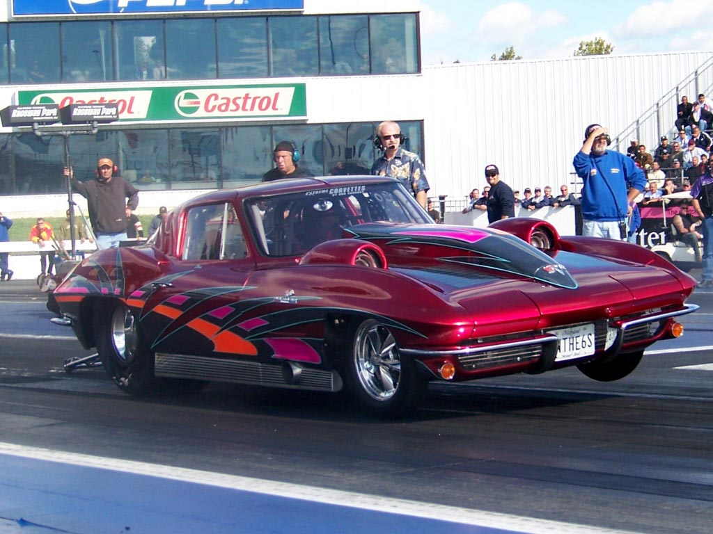 Corvettes on eBay: The World\'s Fastest Street Legal Drag Car ...