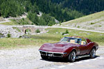 [PICS] German Corvette Owner Drives the 10 Highest Roads in the Alps