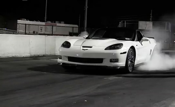 [VIDEO] Project Sacrilege: World's First Automatic Corvette ZR1