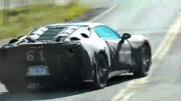 [VIDEO] Hear the Exhaust Note from the 2014 C7 Corvette