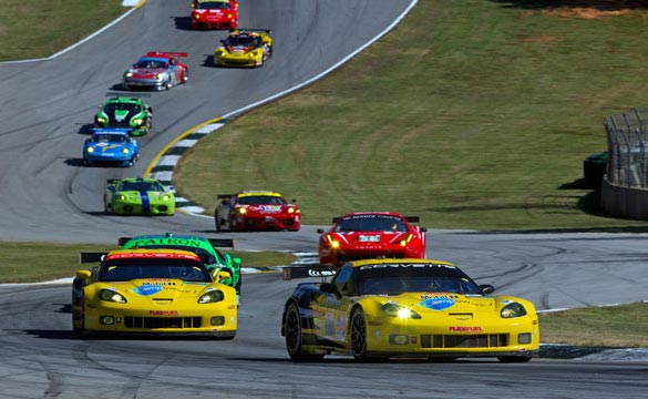 Corvette Racing at Road Atlanta: Finish with a Flourish