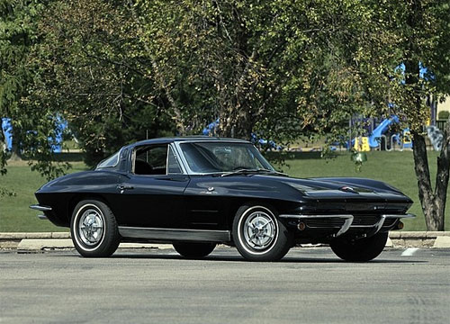 1963 Fuelie Corvette Sport Coupe