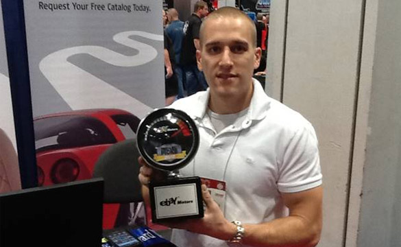 SEMA 2012: Mid America Motorworks Presented eBay Motors People's Picks Award