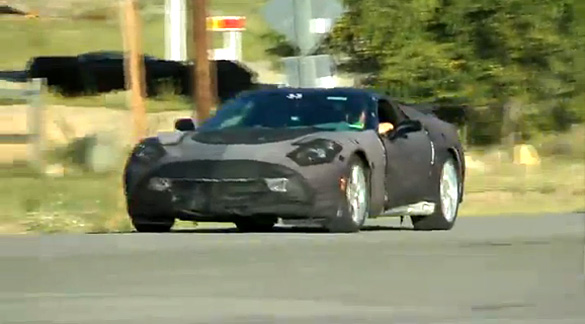 2014 C7 Corvette to Receive 8-Speed Transmission From Japanese Supplier Aisin