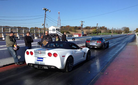 DVR Alert: Callaway Corvettes on MotorWeek