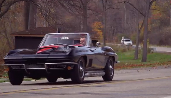 Car and Driver: Driven - Don Sherman's 1967 427 Corvette Convertible