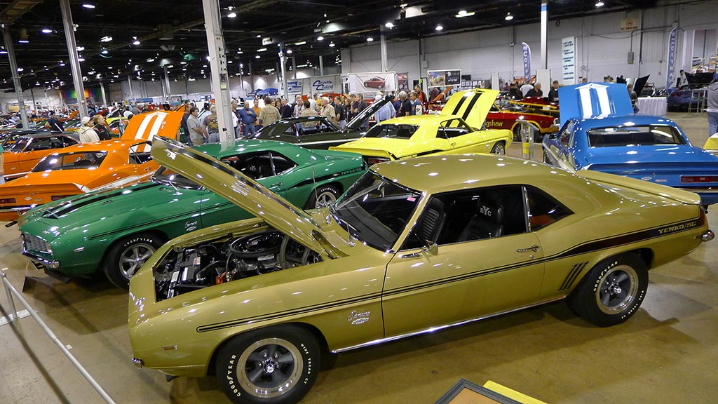 PICS] The 2012 Muscle Car and Corvette Nationals (MCACN) - Corvette ...