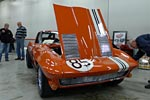 Dick Lang's Reborn 1963 Corvette Z06 Tanker Unveiled at ProTeam Corvette