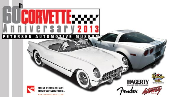 Petersen Automotive Museum to Celebrate Corvette's 60th Anniversary