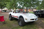 Corvettes on Craigslist: Custom 1980 Corvette 4X4