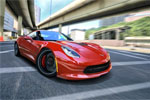 Three New 2014 C7 Corvette Illustrations from Car and Driver Magazine
