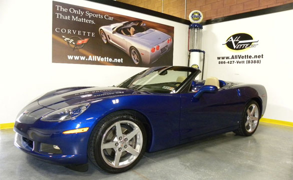 Featured Corvettes for Sale at VetteFinders.com