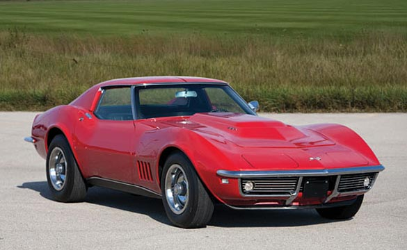 Corvette Auction Preview: 1968 L88 Corvette at RM's Scottsdale Auction