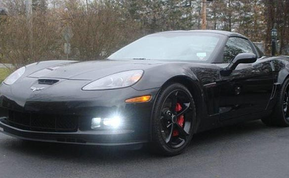 Corvette C6 HID Fog Light Conversion Kit