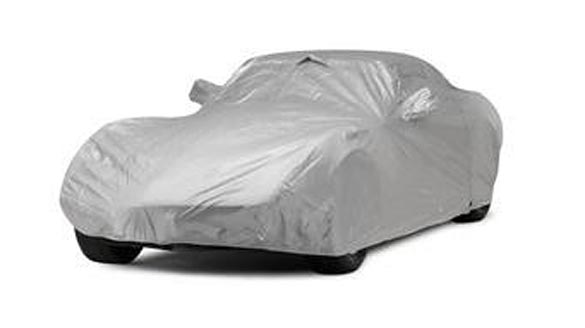 Corvette C3 C4 C5 C6 Silvertech Outdoor Car Cover