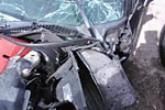 [ACCIDENT] 2003 Corvette Z06 Destroyed in Crash with Drunk Driver