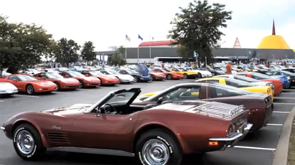 Registration is Open for the 2014 National Corvette Caravan and NCM 20th Anniversary Celebration