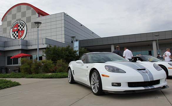 National Corvette Museum to Celebrate Corvettes 60th Anniversary