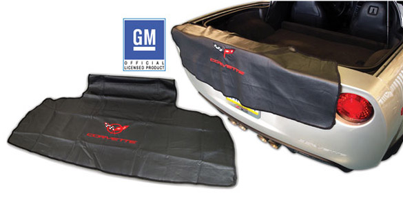 1997-2013 Embroidered Rear Bumper Bibs