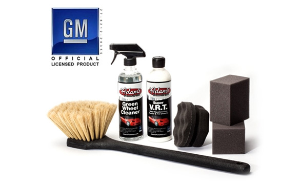 Adam's Basic Wheel and Tire Care Kit