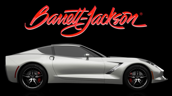 Barrett-Jackson to Auction C7 Corvette on January 19th In Scottsdale