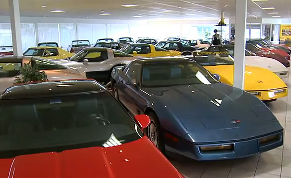 [VIDEO] Dutch Corvette Collection is Europe's Largest