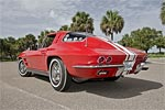Survivor 1963 Z06 Corvette Heading to Mecum Kissimmee