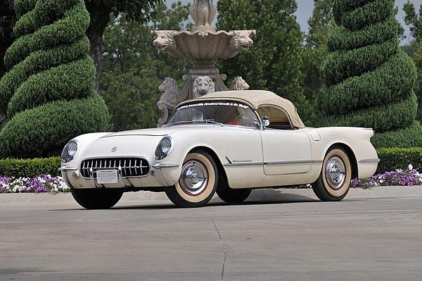 1954 Chevrolet Corvette - Feature - Car and Driver