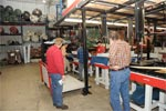 NCRS Members Visit Mid America Motorworks and Performance Choice