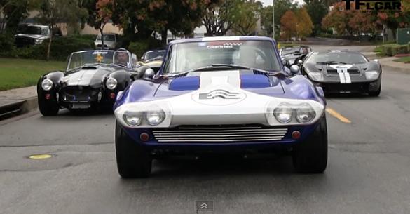 [VIDEO] Superformance Remakes the Legendary Corvette Grand Sport