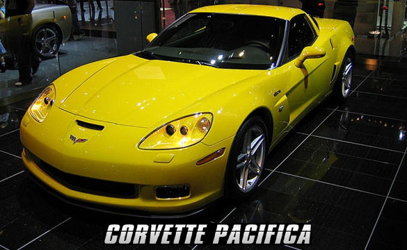 Corvette Pacifica Joins CorvetteBlogger's Family of Sponsors
