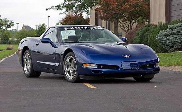 The Last C5 Corvette