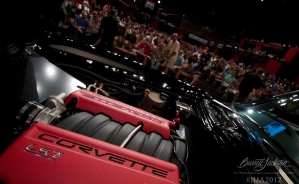 The Corvette Enthusiasts Preview to Barrett-Jackson's 2013 Scottsdale Auction