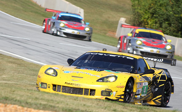 GRAND-AM and ALMS Announce Classes for Unified Series in 2014
