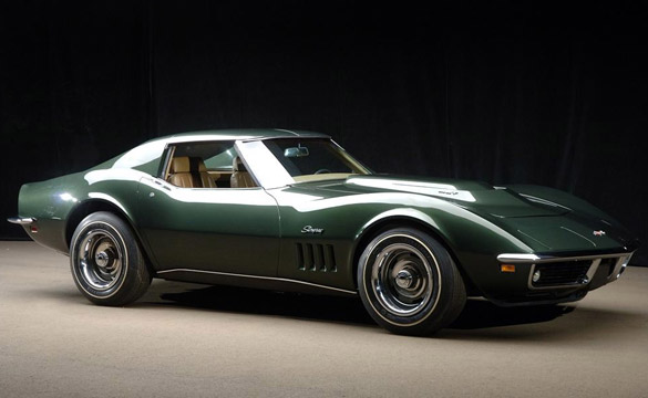 1969 L88 Corvette Coupe