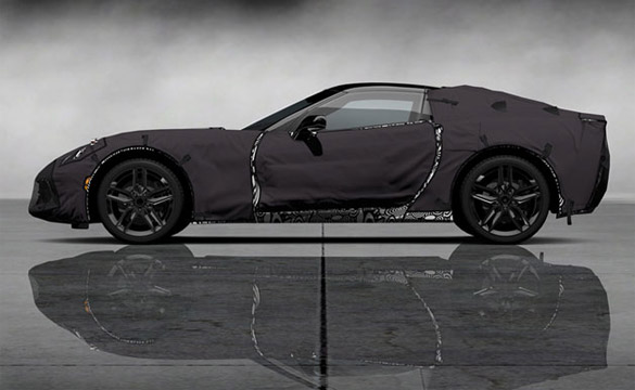 2014 C7 Corvette Reveal to be Streamed Live