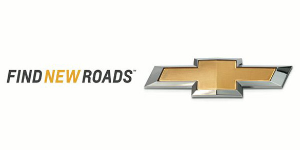 Chevrolet Introduces New Global Tagline - 'Find New Roads'