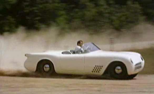 [EXCLUSIVE]: 1953 Corvette Engineering Test Vi