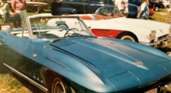 Court Rules Vintage Corvette Belongs to Last Buyer