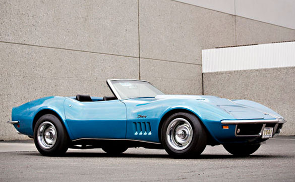 The Corvette Enthusiast's Preview to Gooding and Co's 2013 Scottsdale Auction