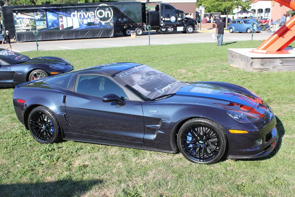 2013 Corvette Zr1 Blue Www Pixshark Com Images