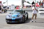 Corvette Museum to Raffle Kirk Bennion's 2013 Night Race Blue Corvette ZR1