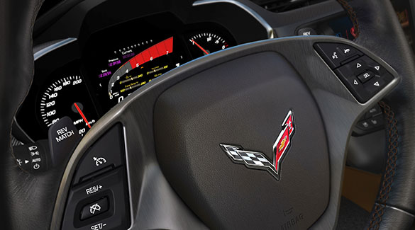 The Technologically Advanced 2014 Corvette Stingray