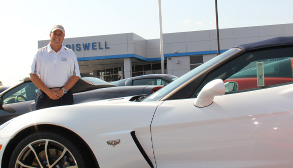 Criswell Corvette's National Corvette Specialist Mike Furman Joins CorvetteBlogger's Advertising Family