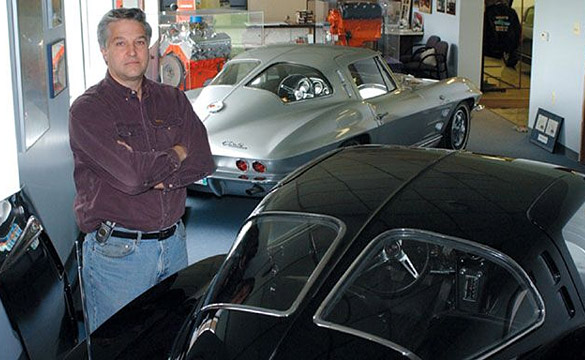 Werner Meier – Corvette enthusiast, historian, and restorer