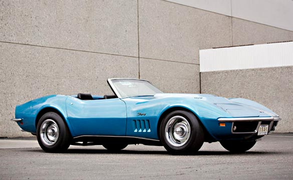 [VIDEO] 1969 L88 Convertible Sells at Gooding and